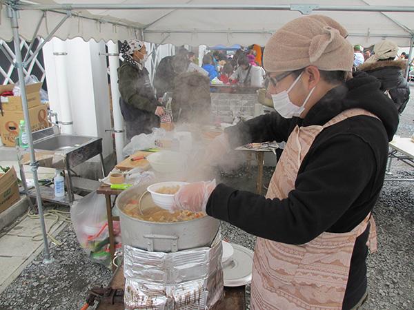 東日本大震災復興支援